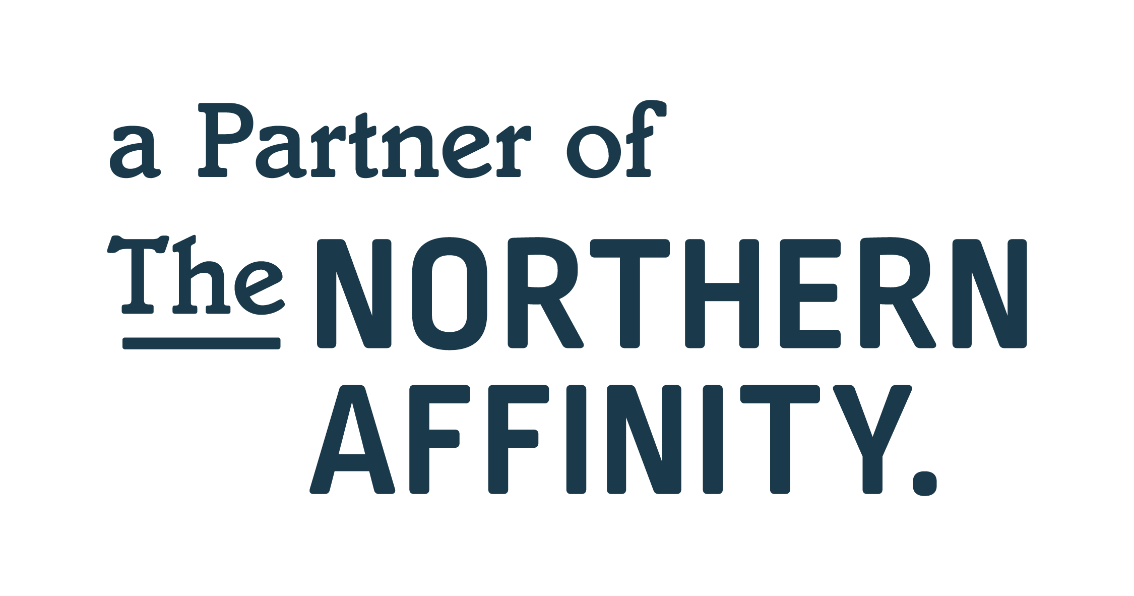 Northern Affinity partner logo